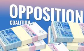 Eclatement de l'opposition au Togo