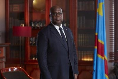 Félix Tshisekedi, Président de la République Démocratique du Congo