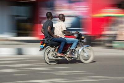 Okada riders (file photo).