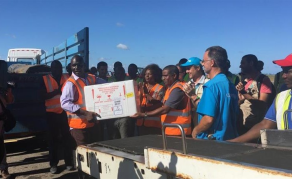 Mozambique Races to Contain Over 1,000 Cases of Cholera
