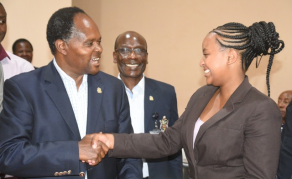 University of Nairobi Elects First Female Student Leader
