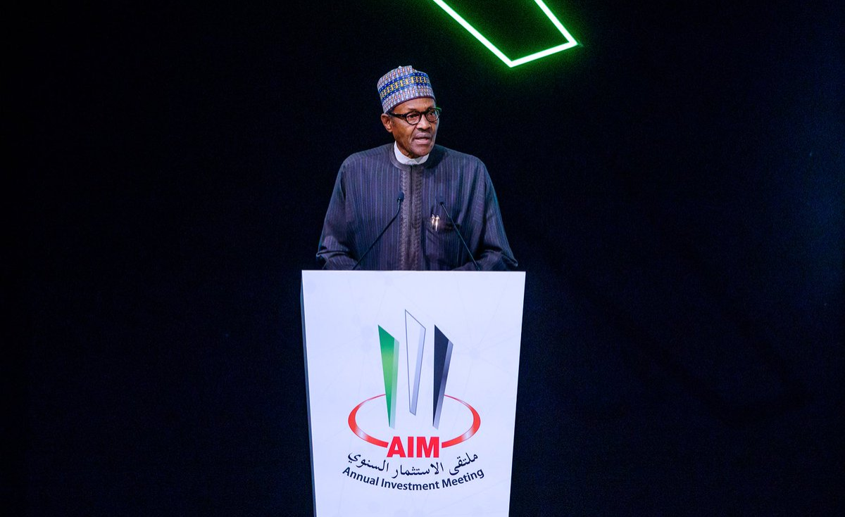 Nigeria: What Buhari Discussed With Abu Dhabi Crown Prince
