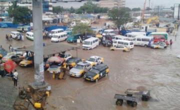 Une pluie diluvienne fait cinq (5) morts à Accra au Ghana