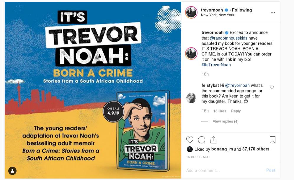 Trevor Noah on Flipboard | Kirstjen Nielsen, Stephen Colbert, Opinion