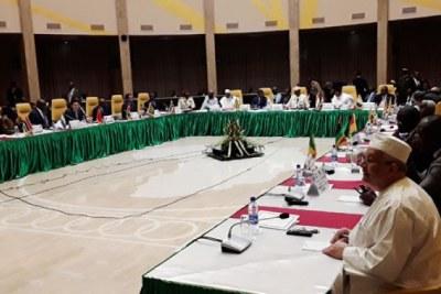 Conférence des Chefs d'État de la Communauté des États Sahélo-sahariens (Cen-Sad), les 12 et 13 Avril 2019 à N'Djamena au Tchad