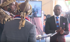 Bushiri Crowned 'Prince' by Ndebele King in South Africa