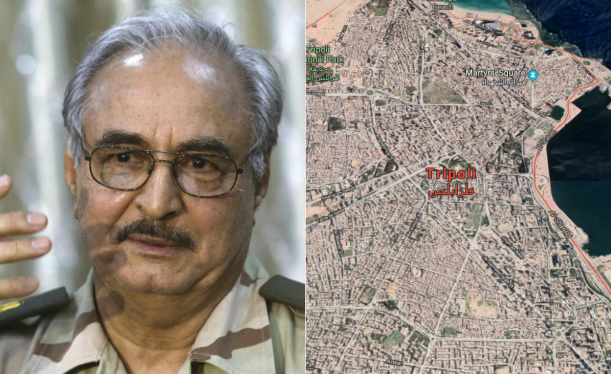 What You Need to Know About the Battle for Tripoli