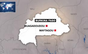 Assassinat de cinq enseignants dans le centre-est du Burkina Faso