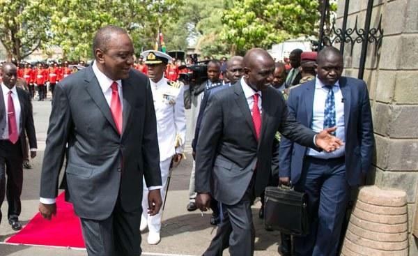 Kenyatta, Ruto Backtrack on Their Pre-Election Salary Cuts