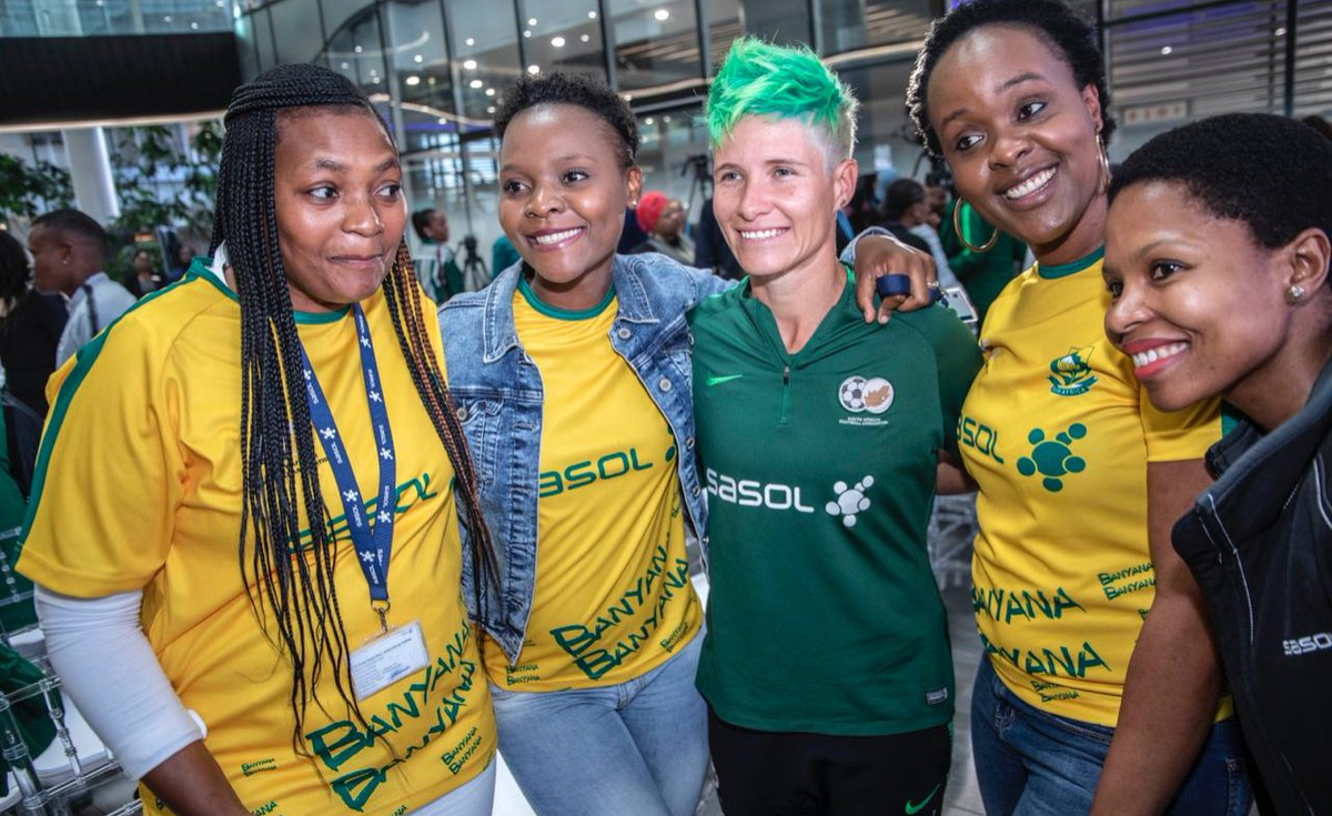 South Africa: Banyana Banyana To Earn Same as Male Counterparts