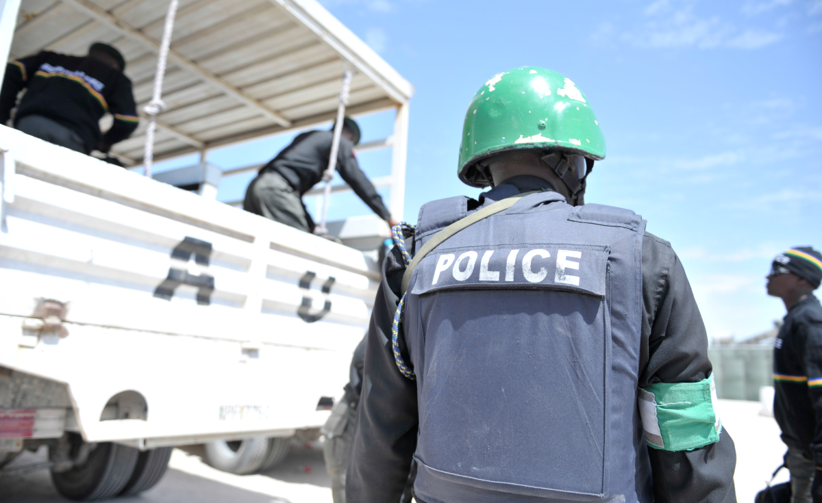 Nigeria: Police Bust International Arms Syndicate, Recover Rifles, Others