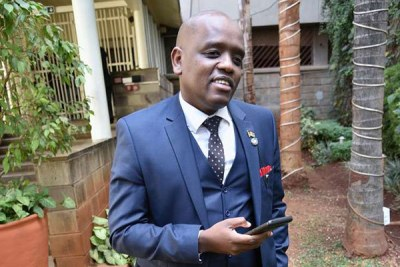 Dennis Itumbi operates from DP William Ruto's office as State House digital director in the communications department.