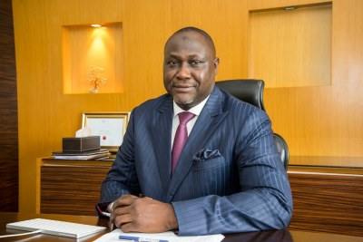 Africa Finance Corporation CEO Samaila Zubairu.