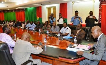 Reprise du dialogue gouvernement/syndicats ce 22 juillet au Burkina Faso