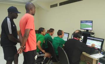 Quarts de finale de la CAN 2019 - La VAR entre en jeu