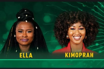 Ella and KimOprah take their last steps in the Big Brother Naija race.