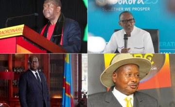 L'Angola accueille un nouveau sommet quadripartite