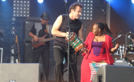 South African Mourns as Music Legend Johnny Clegg is Buried
