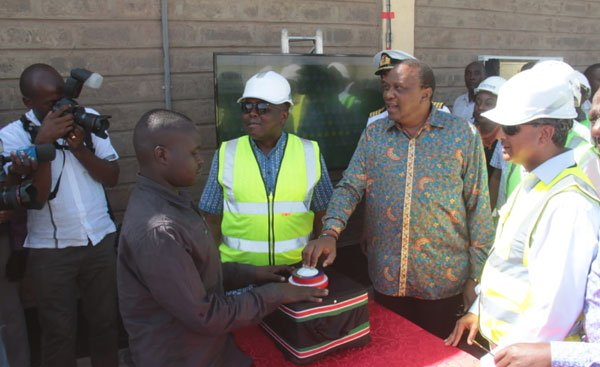 Kenya: President Commissions Africa's Largest Wind Power Project