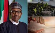 Buhari Tells Central Bank Not To Fund Food Imports