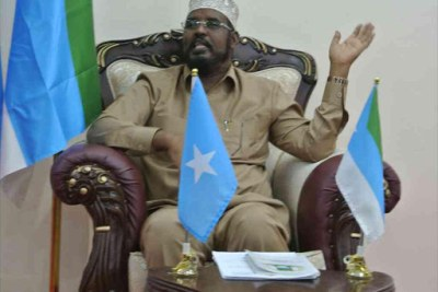 Jubaland president