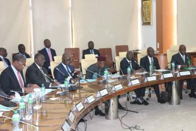 Réunion du Comité de Politique Monétaire , le mercredi 4 septembre 2019 au siège de la BCEAO à Dakar