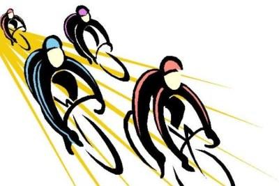 affiche cyclisme