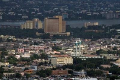 Bamako capitale du Mali