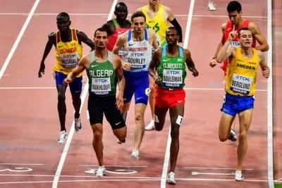 Mondiaux d'athlétisme à Doha au Qatar