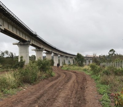 Not All Kenyans Happy About New Railway