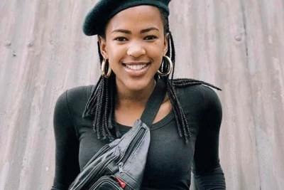 Uyinene Mrwetyana was raped and murdered in a post office in Cape Town (file photo).
