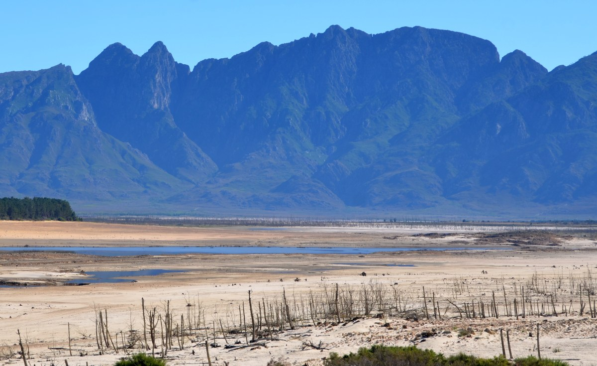 Multi-Year Droughts Heralding Greater South African Water Crisis?