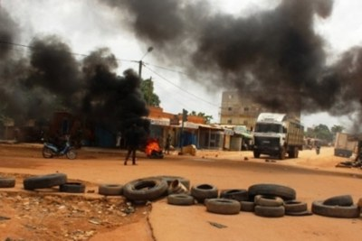 The Special Representative of the Secretary-General and Head of the United Nations' Office for West Africa and the Sahel (UNOWAS), Mohamed Ibn Chambas, expresses his outrage and condemnation of the terrorist  act on a bus in Sourou province, in the north of Burkina Faso, in which reportedly fourteen people were killed and nineteenth others were wounded when the bus carrying students ran over an improvised explosive device on Saturday morning, 04 January.