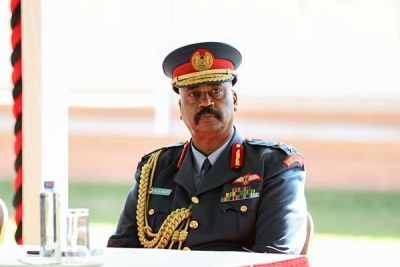 Major General Mohamed Abdalla Badi.