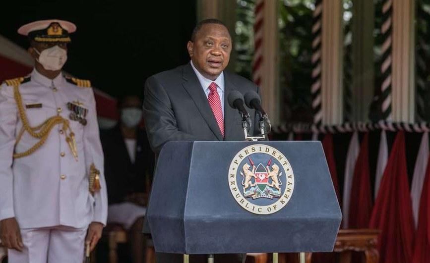 Kenyatta Extends Ban On Political Gatherings Indefinitely