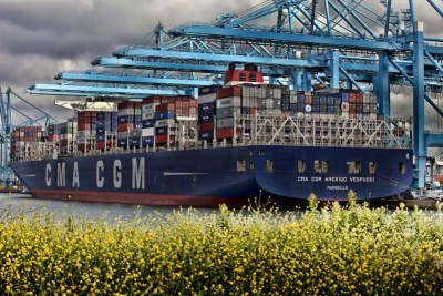 The Compagnie Maritime d'Affrètement-Compagnie Générale Maritime (CMA-CGM), the fourth largest shipping line in the world, announced a moratorium on transporting wood from The Gambia as part of a global effort to curb the illegal trade of endangered species.