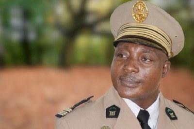le colonel Bitala Madjoulba
