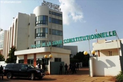Mali Constitutional Court (file photo)