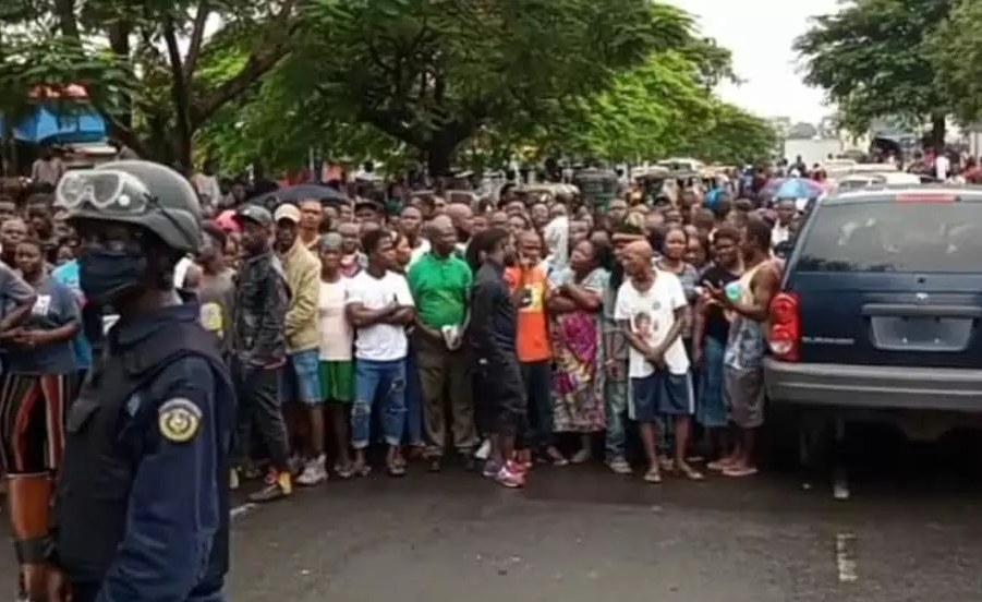 Liberia - Rising Fear and Insecurity Ahead of Polls