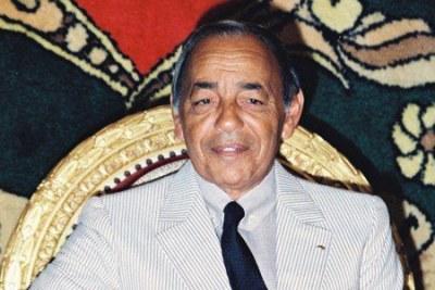 Feu Hassan II