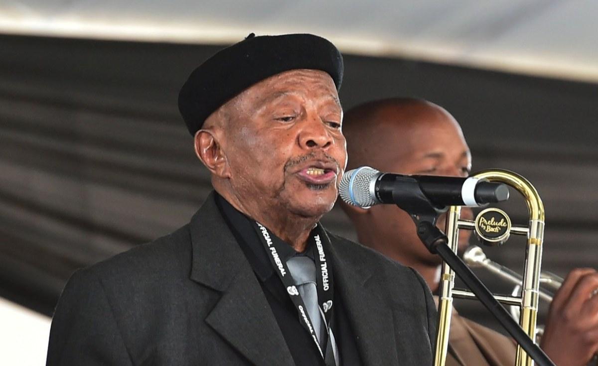 South Africa: President Ramaphosa Mourns Passing of Jazz Icon, Jonas Gwangwa