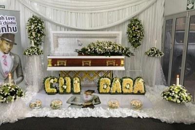 Soul Jah Love laid to rest.