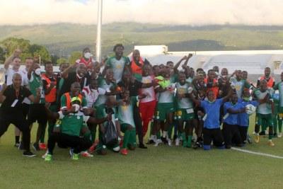 L'équipe nationale de football des Iles Comores