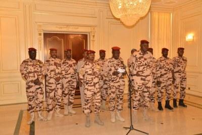Conseil militaire Tchadien