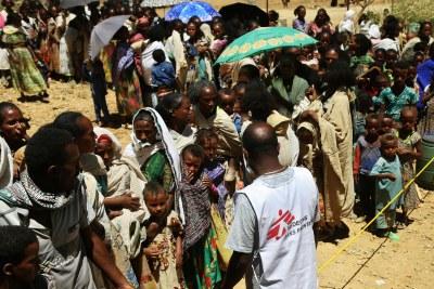 Aide humanitaire au Tigré, en Ethiopie