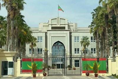 Palais présidentiel de la République islamique de Mauritanie