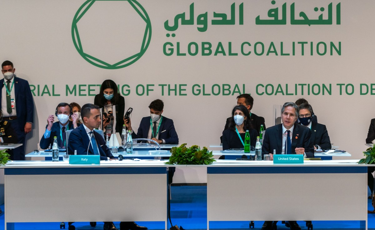 Africa: Joint Communiqué by Ministers of the Global Coalition to Defeat ISIS thumbnail