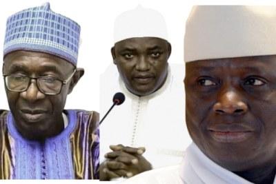 Construction d'une Alliance entre les partis de Adama Barrow et Yaya Jammeh